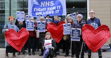 Campaign battles for more beds at Whipps Cross Hospital