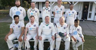 Cricket team news – Saturday,  September 26  – Southend On Sea & EMT