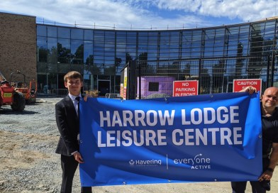 Name unveiled for new leisure centre in Hornchurch