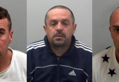 Trio based in Basildon, Hullbridge and Leigh-on-Sea jailed for dealing Class A drugs