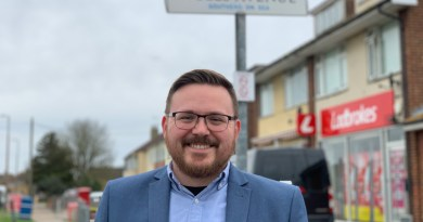 Councillor furious after changes to parking near Southend Airport are pushed back by two years