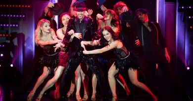 Strictly star Giovanni coming to Cliffs as tour resumes after pandemic