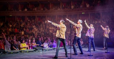 Collabro coming to Southend
