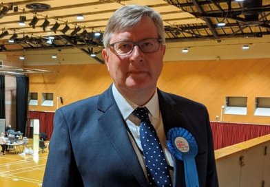 Hirst re-elected as Police, Fire and Crime Commissioner