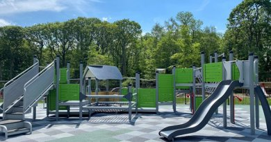 Brentwood Council to open new £265,000 junior play area at King George's Playing Fields