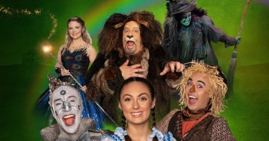 Off to see the wizard at Brookside Theatre