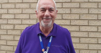 Daredevil granddad from Romford to raise cash for hospitals charity