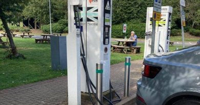 """Dilemma for disabled drivers as """"very few"""" EV charging points are wheelchair accessible"""