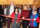 Council leader reopens Lea Bridge Library