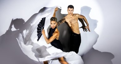 Strictly stars bring the fire to Cliffs Pavilion