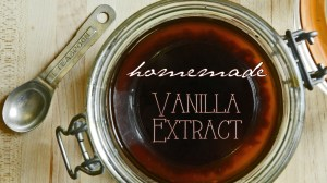 Traditional Homestead Quick Tip: Homemade Vanilla Extract