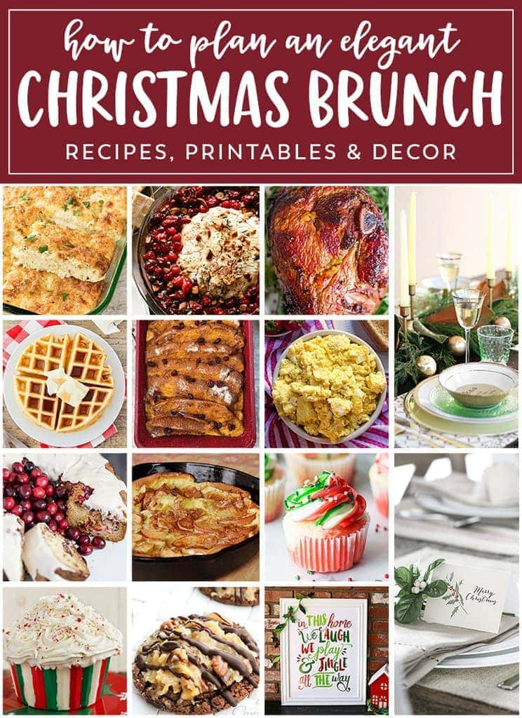 Christmas Brunch Recipes Amp Ideas For A Perfect Holiday Event