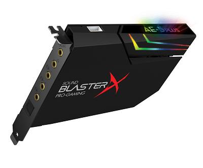 Sound BlasterX AE-5 Plus! Η νέα αξιόλογη πρόταση στην κατηγορία Gaming Sound Cards