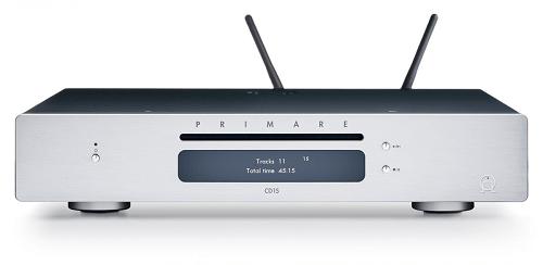 Primare CD15 Prisma ! Σκανδιναβικό κόσμημα.