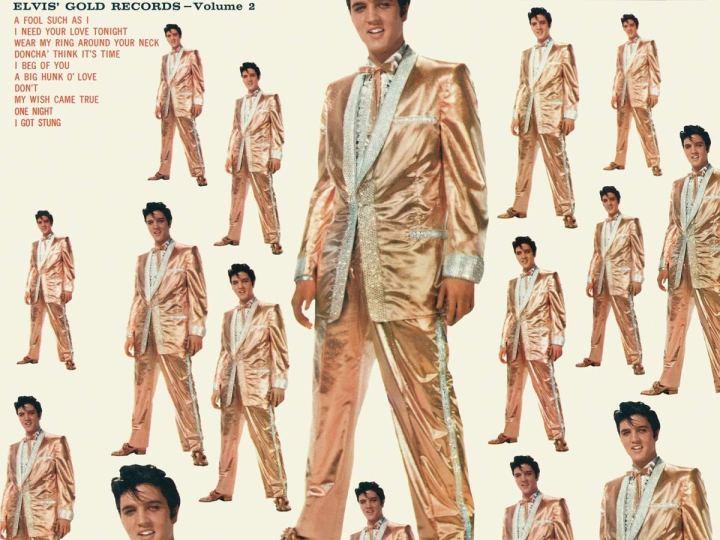Διαγωνισμός YELLOWBOX: Δηλώστε συμμετοχή και μπείτε στην κλήρωση για το βινύλιο 50,000,000 Elvis Fans Can't Be Wrong: Elvis' Gold Records, Volume 2