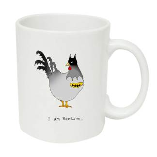 I am Bantam / Batman