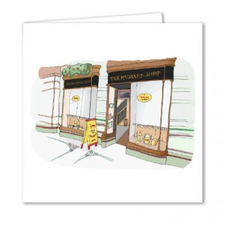 The Colmans Mustard Shop Norwich
