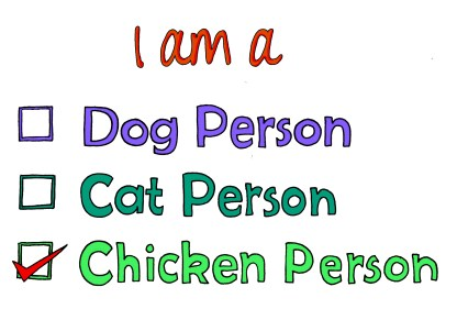 Pet Chicken Person Mug