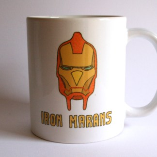 Iron Marans Chicken Mug