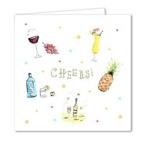 Cheers Celebration Card