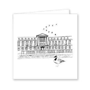 Geese University Park Nottingham