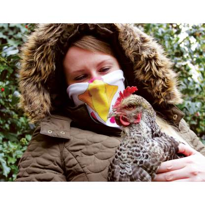 Chicken Scarf