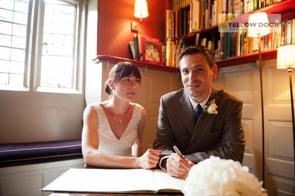 Old Parsonage oxford wedding photographer