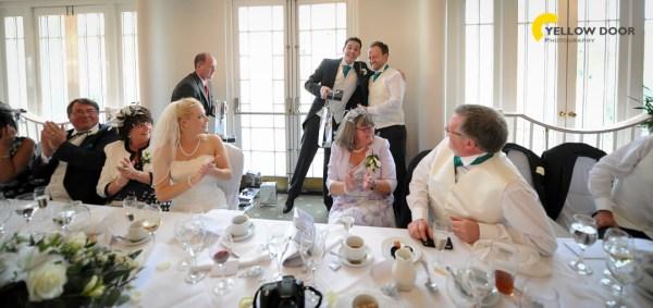 Monkey Island weddings