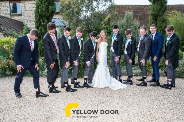 Weddings at Notley tythe barn