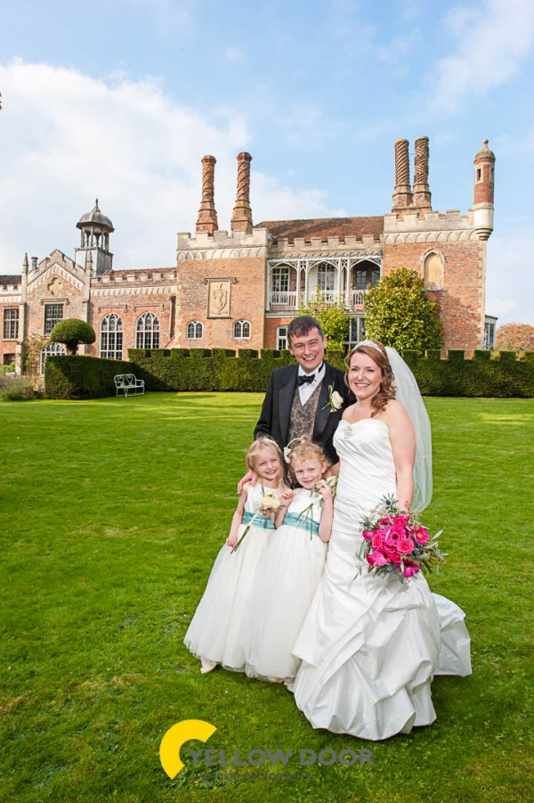Nether Winchendon House wedding photos