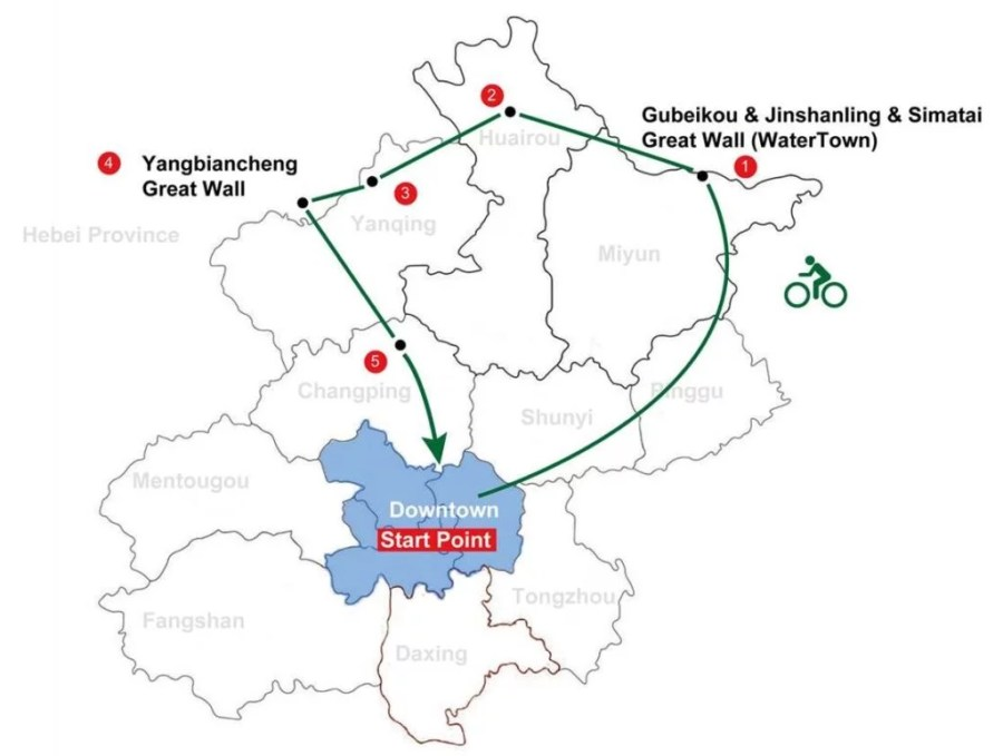 great wall map e1517411213306 1024x773 - Our guide to cycling in China