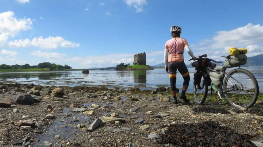 IMG 2847 1024x575 - A long weekend cycling on Scotland's Adventure Coast – Argyll