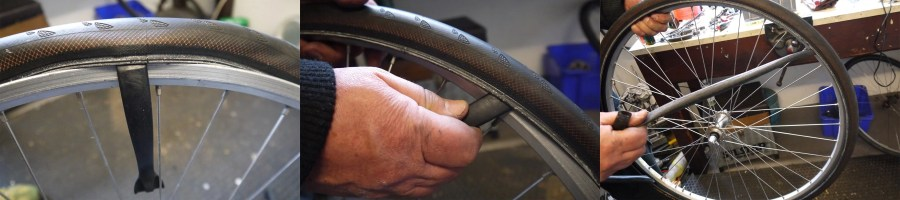 how to fix a puncture 1 - How to Change a Bicycle Inner Tube
