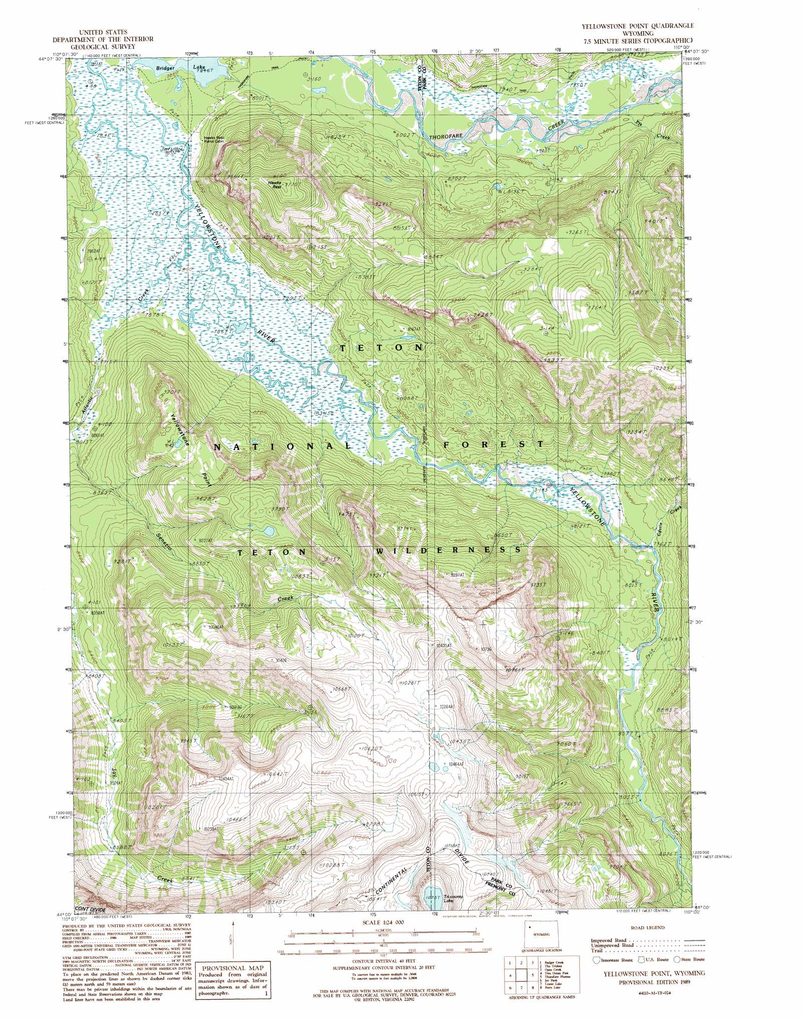 National Geographic Topo Maps