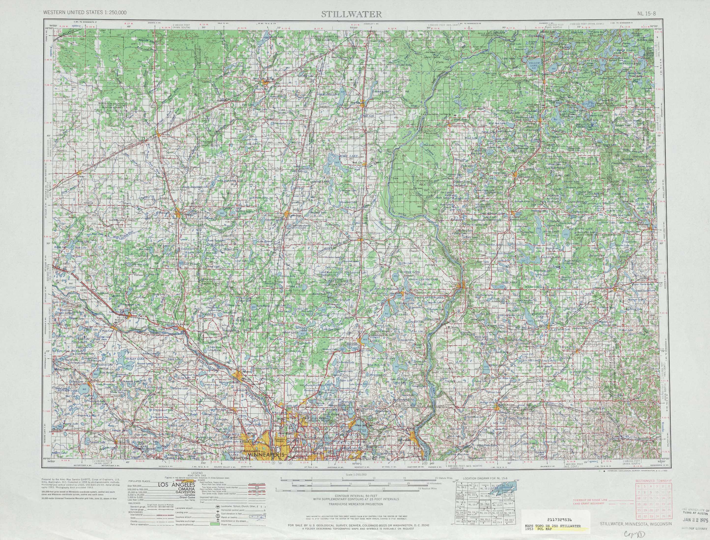 Oklahoma Topographic Map