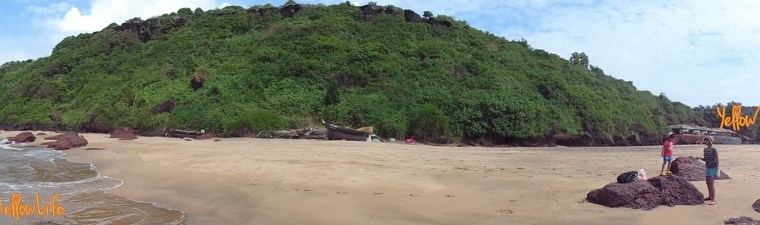 Fishing at Lagoon at Cola – The Perfect Untouched Beach in Goa