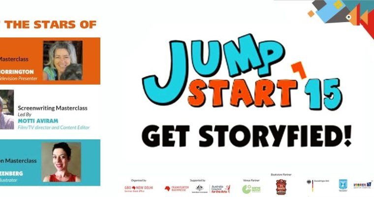 Looking Forward to Get Storyfied at JUMPSTART 2015