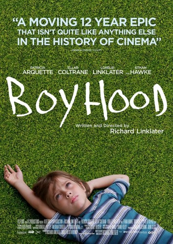 summer movie Boyhood