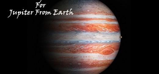 observing Jupiter from Earth