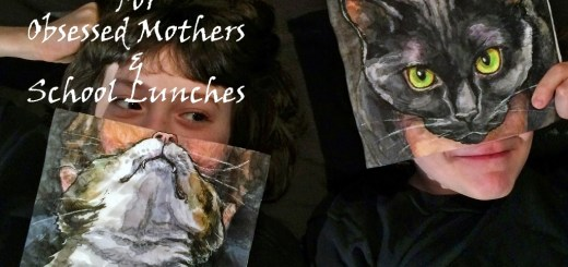 Daily Napkins Nina Levy Mothers and School Lunches