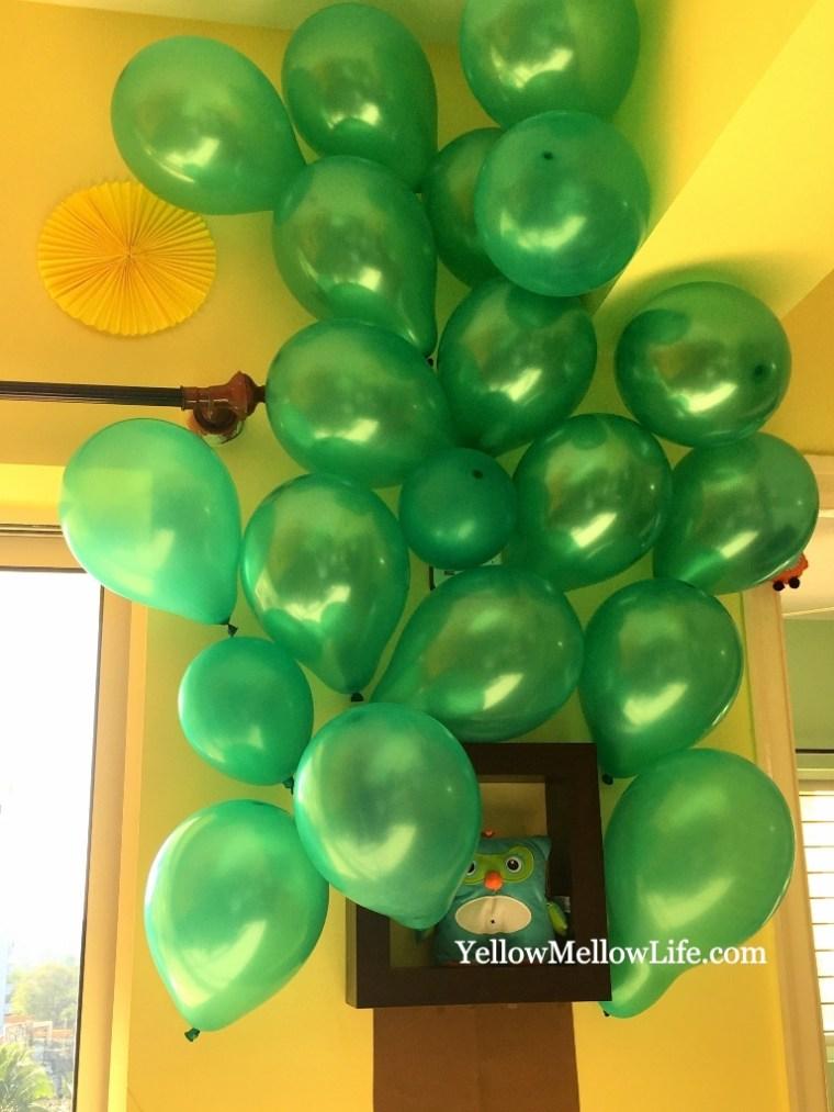rio birthday party decoration ideas