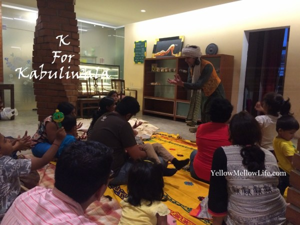 Kabuliwala Storytelling For Kids