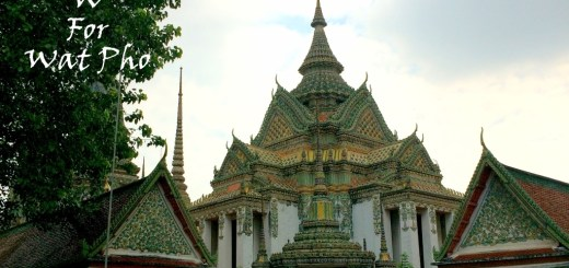 The Temple of The Reclining Buddha