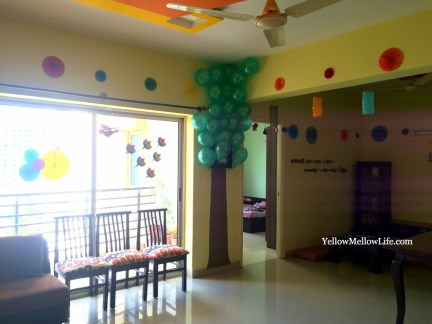 birthday party for kids idea