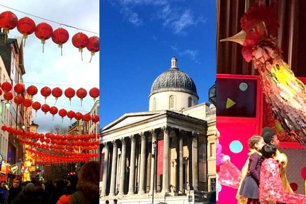 Celebrating Chinese New Year of the Rooster – Family Events at the National Gallery