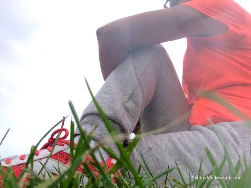 post run stretching routine