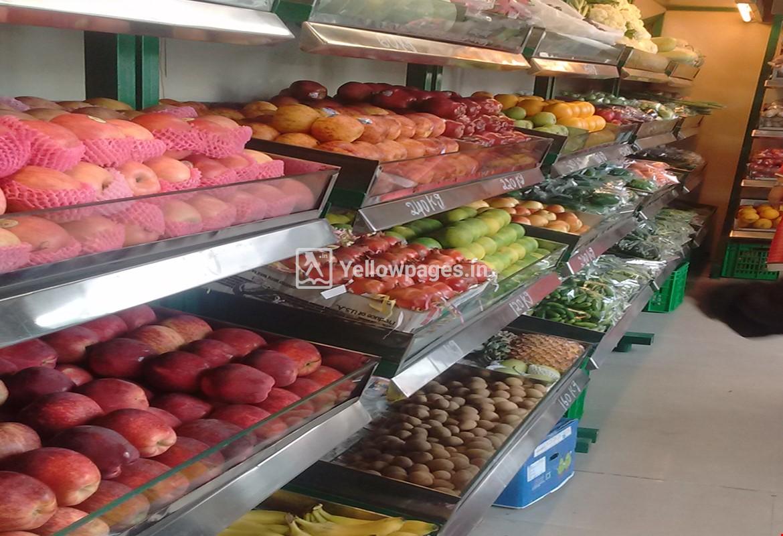 Balaji Fresh Kondapur Address