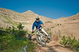 Mountain Biking in Yellowstone
