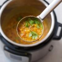 Instant Pot Toor Dal|Indian Split Pigeon Pea Recipe