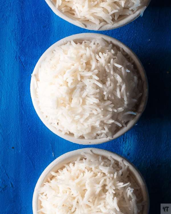 Basmati Rice in Instant Pot-Basmati Rice Cooked in instant pot in 4 ways